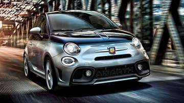 2018 Abarth 695 Rivale Special Edition