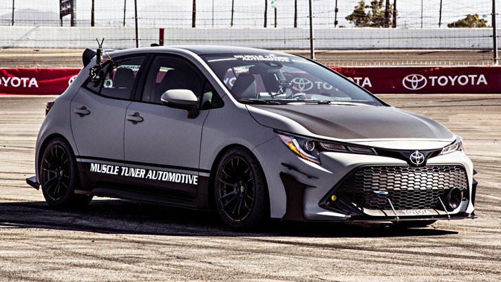 2018 Toyota Corolla By Muscle Tuner Automotive –SEMA 2018