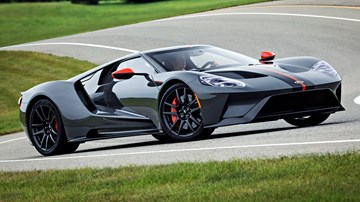 2018 Ford GT Carbon Edition