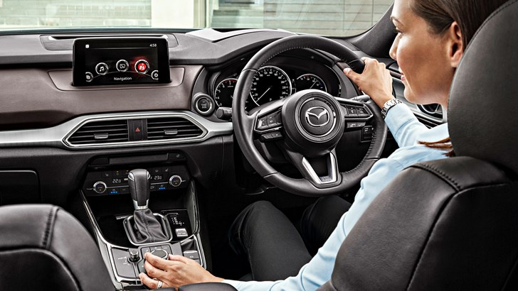 Mazda Announces Apple CarPlay, Android Auto Retrofit – Gallery