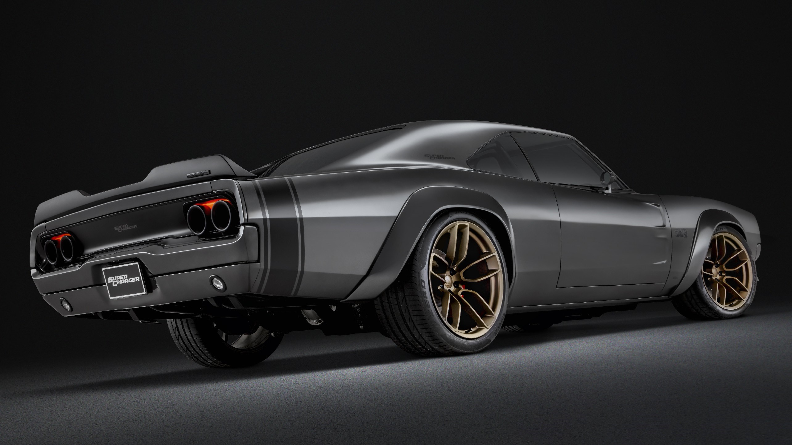 Mopar Outs Super Charger With 1,000hp Hellephant V8 Thumbnail