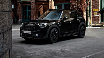2018 Mini Countryman Blackheath Edition