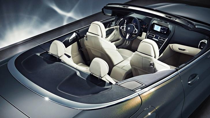 2018 BMW 8-Series Convertible