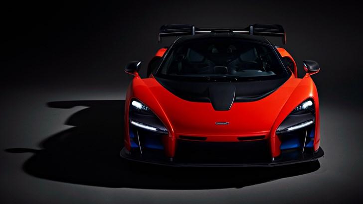 McLaren Senna GTR Coming – Gallery