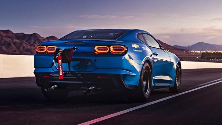 Chevrolet Camaro eCOPO Is Automotive Heresy – Gallery