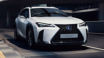 2019 Lexus UX – Overseas Model