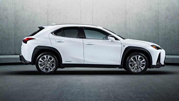 2019 Lexus UX –Overseas Model