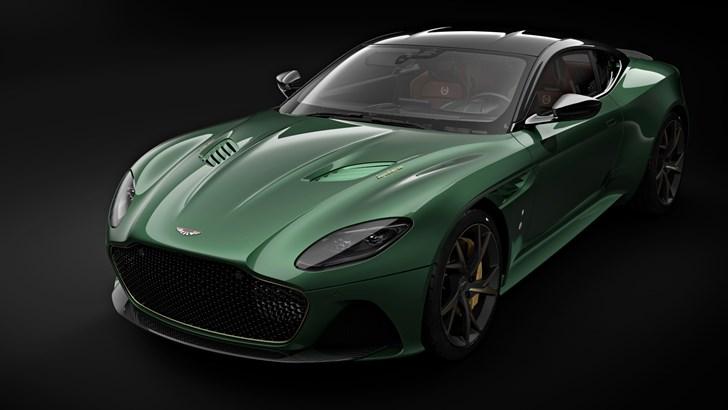 2018 Aston Martin DBS 59 –One Of 24