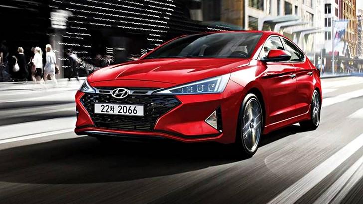 2018 Hyundai Elantra SR Turbo –Korean-Market