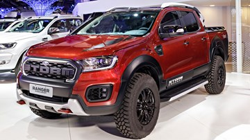 2018 Ford Ranger Storm Concept – Sao Paolo Motorshow
