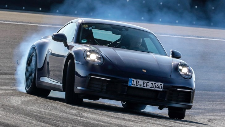 All-New Porsche 911 Stress Tested Ahead Of Debut