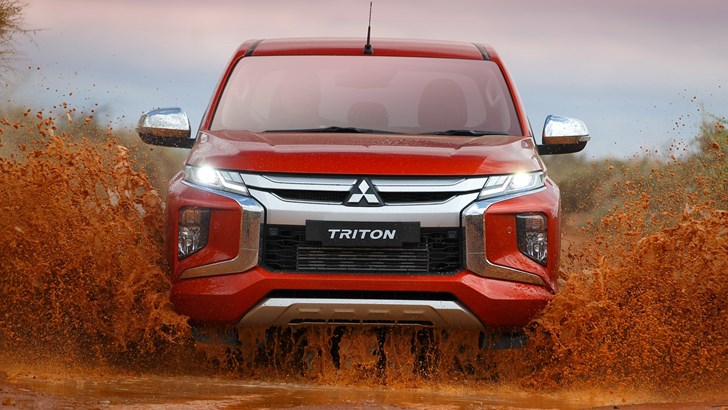 Mitsubishi's Ute-Focused Role Defined Within Alliance –Gallery