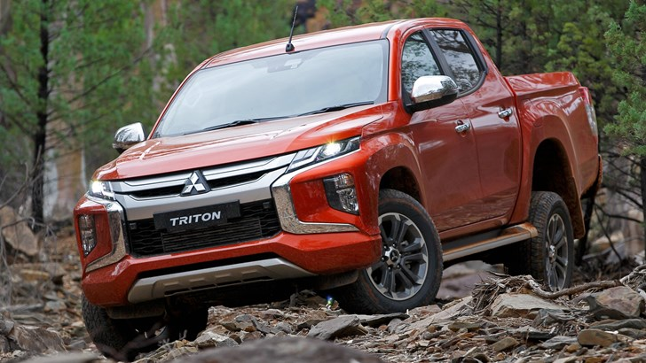 2018 Mitsubishi Triton – International Launch