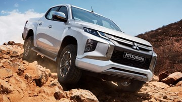 2018 Mitsubishi Triton –International Launch