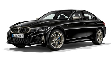 2018 BMW M340i xDrive –Los Angeles Motorshow