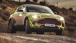 Aston Martin DBX Shown For The First Time – Video