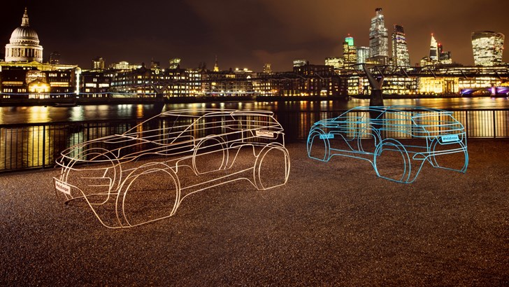 Range Rover Begins Teasing All-New Evoque –Gallery