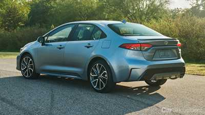 News 2020 Toyota Corolla Sedan Revealed Here Q4 2019
