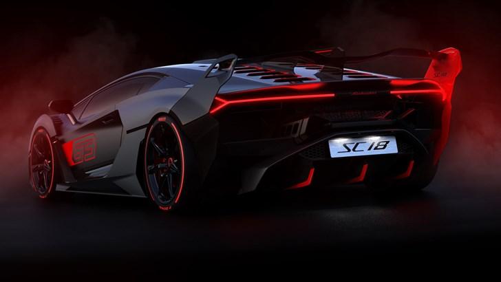 2018 Lamborghini SC18 by Squadra Corse