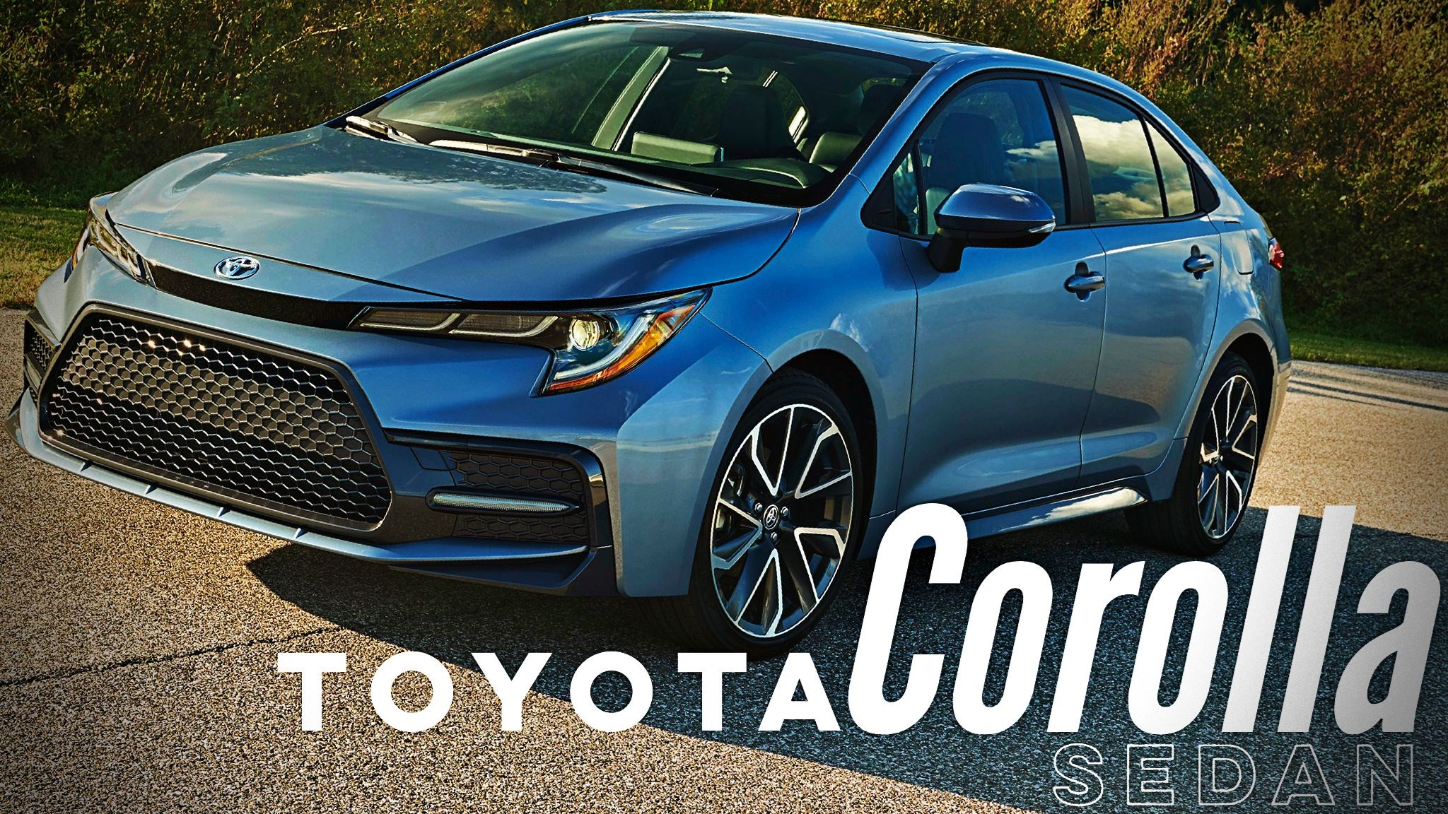2020 Toyota Corolla Sedan Revealed – Here Q4 2019