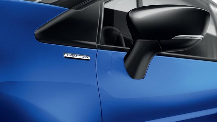2018 Renault Captur S-Edition –Overseas Market