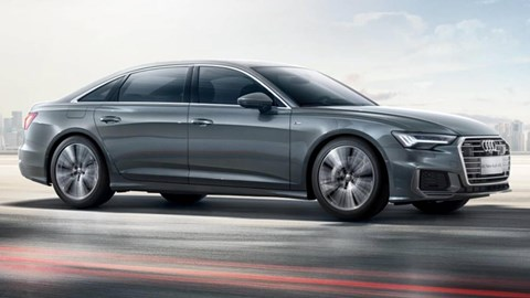 Audi Introduces A6L For China – Gallery