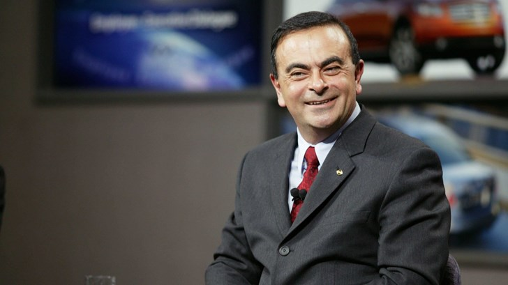 Carlos Ghosn Arrested Over $122-Mil In Undeclared Compensation –Gallery