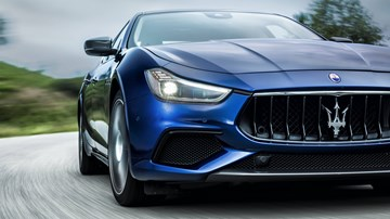 Maserati To Forge Path Away From Alfa-Romeo – Gallery