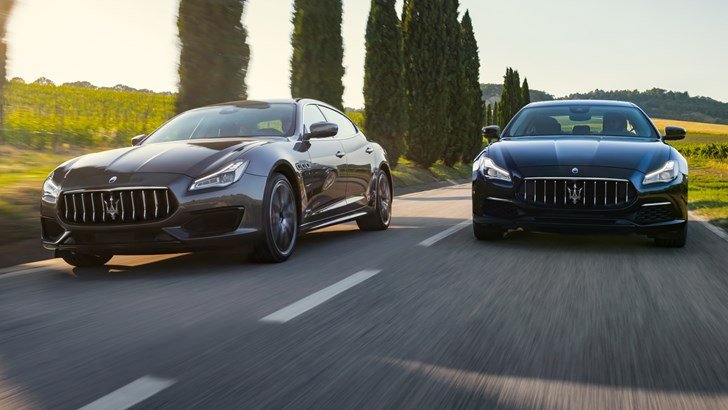 Maserati To Forge Path Away From Alfa-Romeo – Gallery