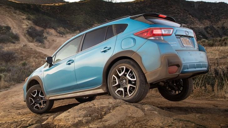2018 Subaru Crosstrek PHEV –US Market