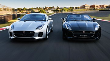 Jaguar F-Type Could Go Full-EV In Next Generation – Gallery
