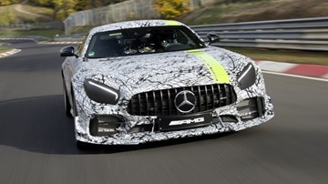 Mercedes-AMG To Reveal 'GT Pro' In Los Angeles