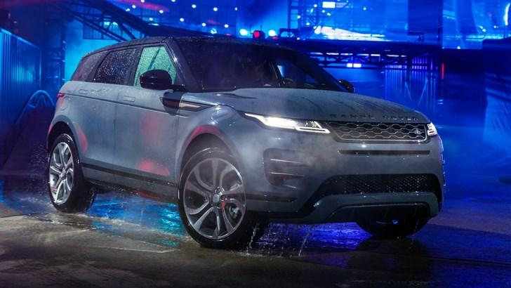 2019 Range Rover Evoque - London Reveal