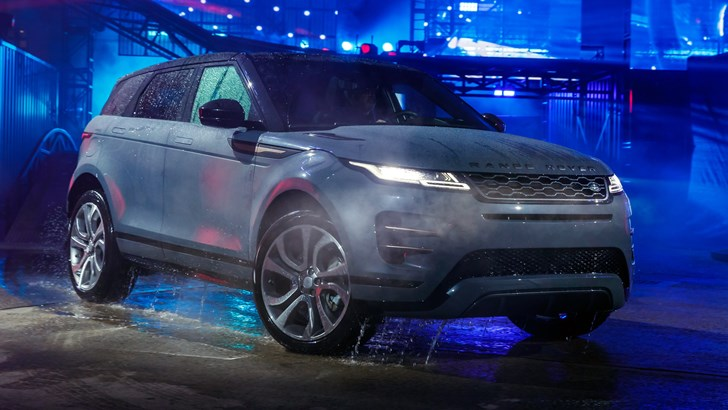 2019 Range Rover Evoque - London Reveal