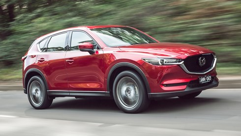 Mazda CX-5 Gets SkyActiv-Turbo Power For 2019