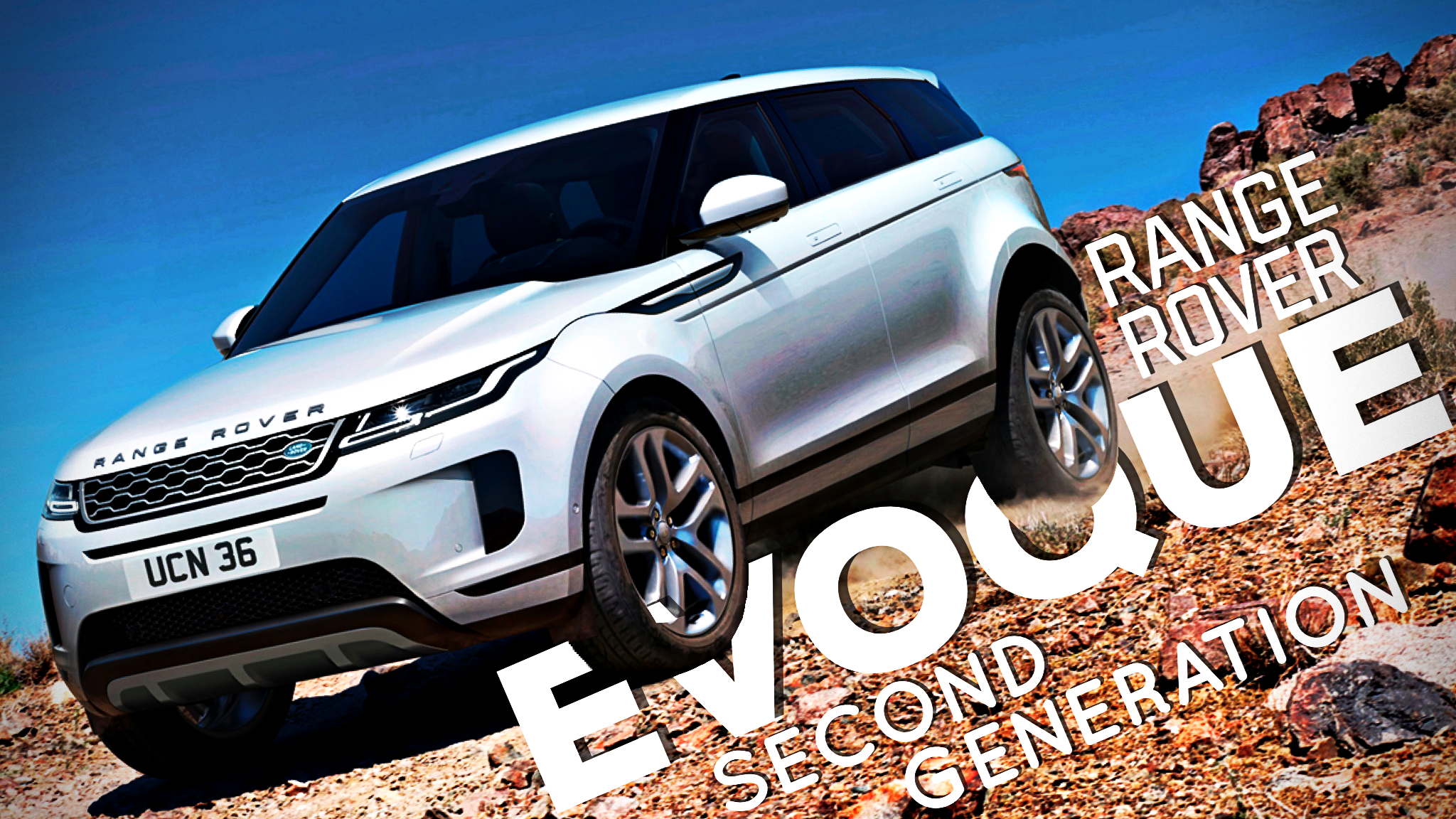 All-New Range Rover Evoque Premieres In The UK