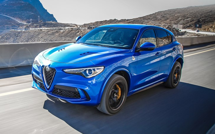 Alfa Romeo Australia Announces Stelvio Quadrifoglio's Arrival