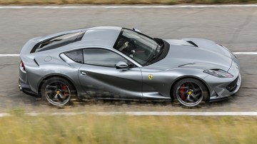 Possible Ferrari 812 Spider On The Horizon?