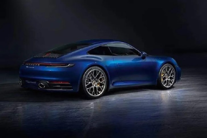 Porsche's All-New 911 (992) Leaked Ahead Of Reveal