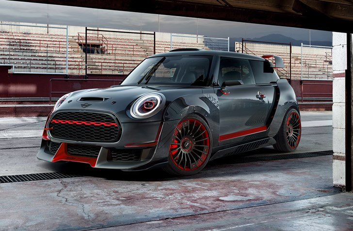 MINI Confirms Arrival Of Racy JCW GP In 2020