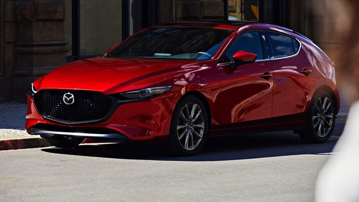 2019 Mazda 3 – Saloon & Hatch