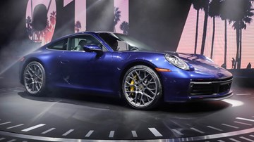 Porsche Reveals The All-New 911 In Los Angeles