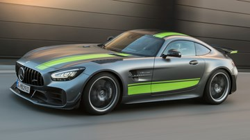 Mercedes-AMG Outs GT R Pro & Updated AMG GT