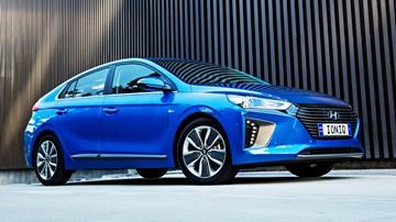 2019 Hyundai Ioniq Hybrid (HEV)