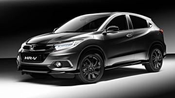 2019 Honda HR-V Sport – Europe