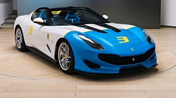2018 Ferrari SP3JC – Special Project One-Off
