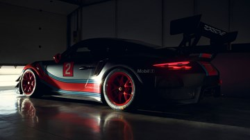 Porsche Also Reveals The Track-Only GT2 RS Clubsport