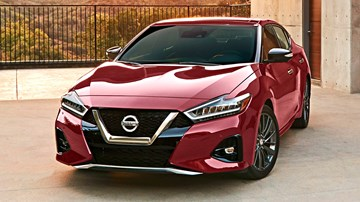 2019 Nissan Maxima – Platinum Reserve Package