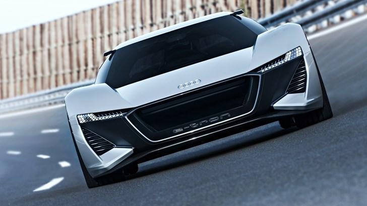 2018 Audi PB18 e-tron Concept – Pebble Beach Concours d'Elegance
