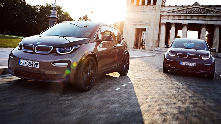 2019 BMW i3, i3S – Gallery